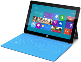 Microsoft Surface RT by GadgetGaul.com