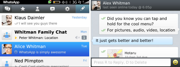 WhatsApp Screenshot 1 via GadgetGaul.com