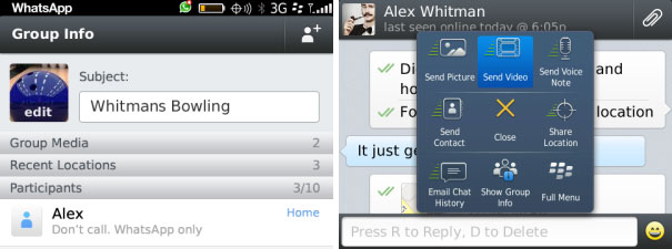 WhatsApp Screenshot 2 via GadgetGaul.com