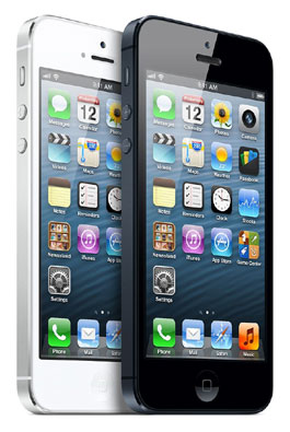 Apple iPhone 5 via GadgetGaul.com