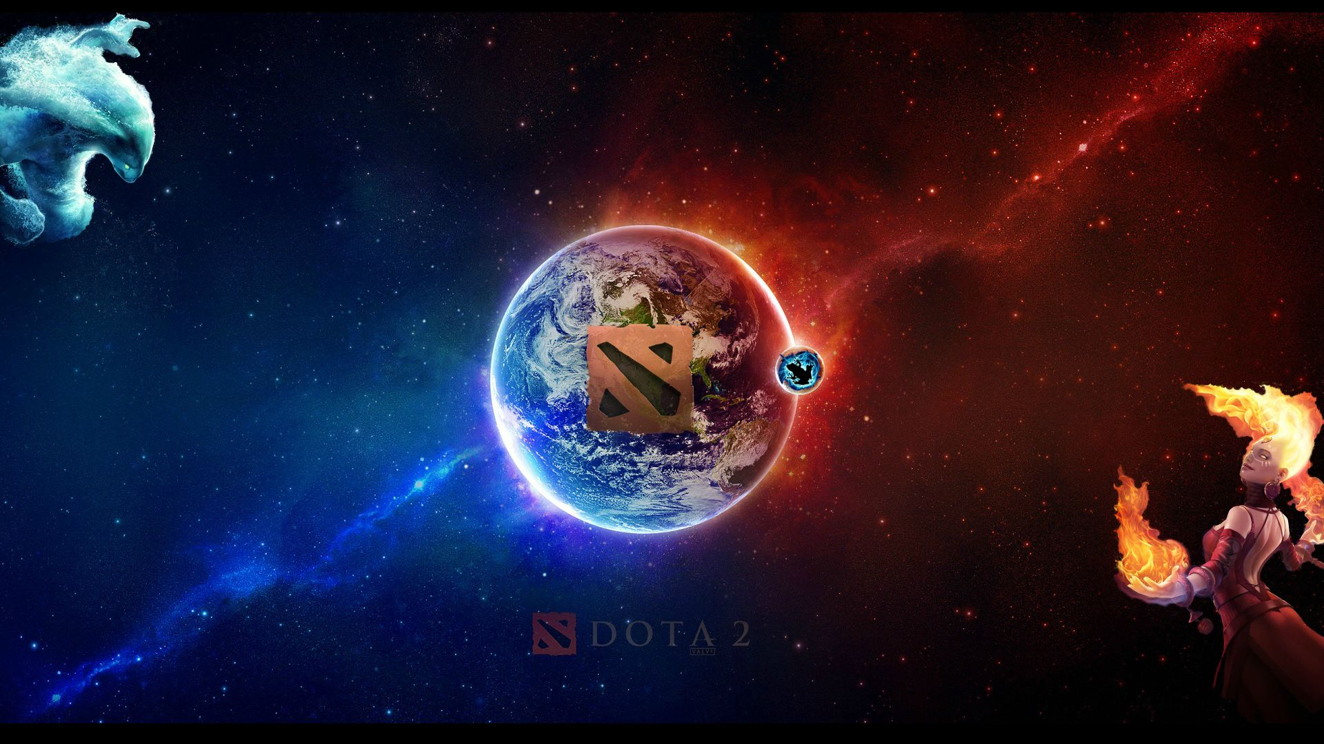 world of dota