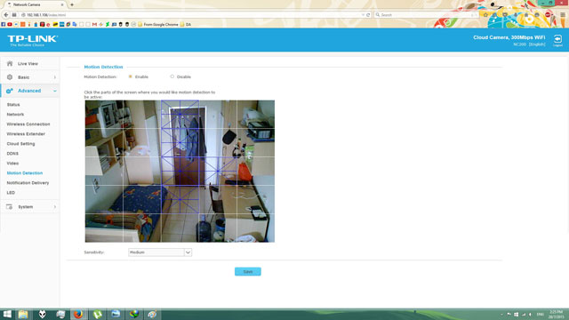 Motion-Detection-TPLink-GG
