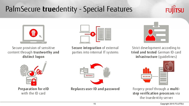 Fujitsu maximize-security-palm-vein-authentication
