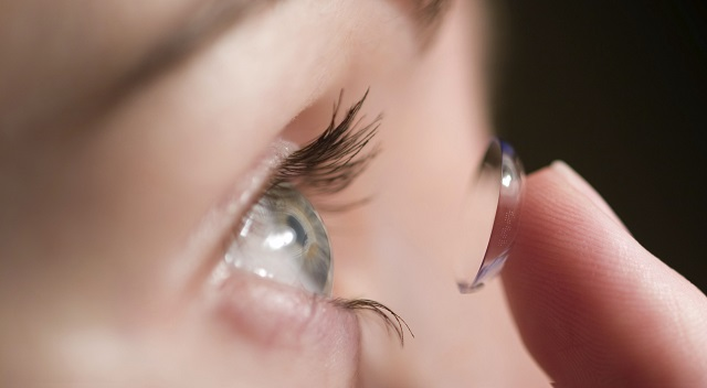 Sony Contact Lens