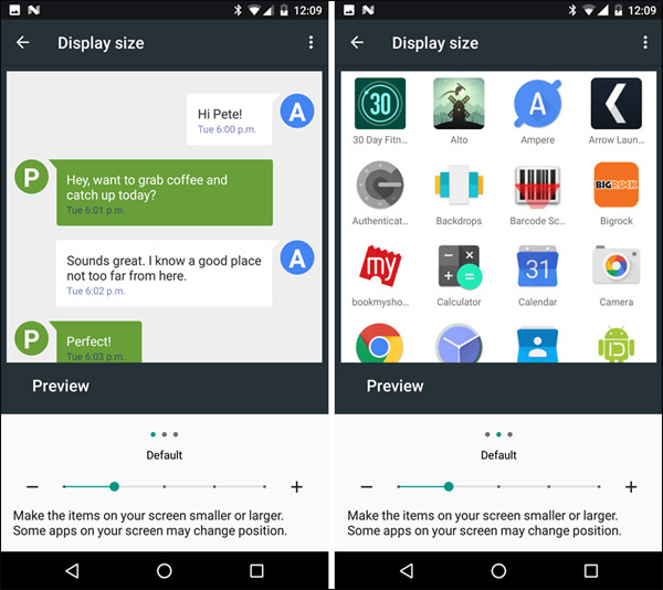 Android-7.0-Nougat-Default-display-size